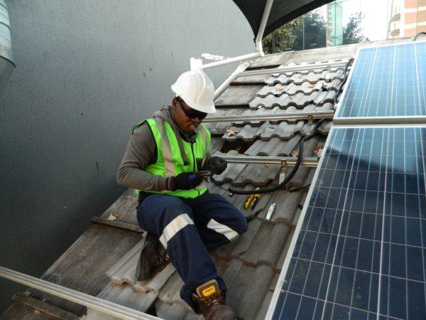 PV assessment Johannesburg