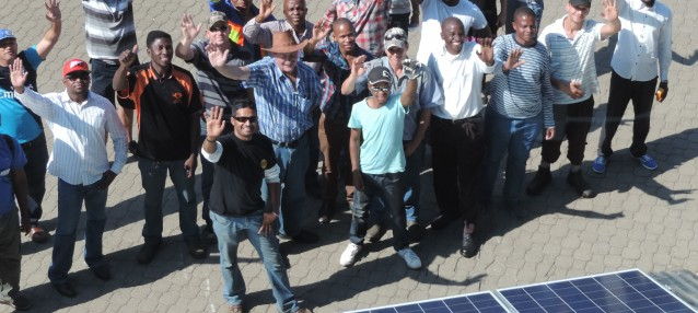 solar training Gauteng