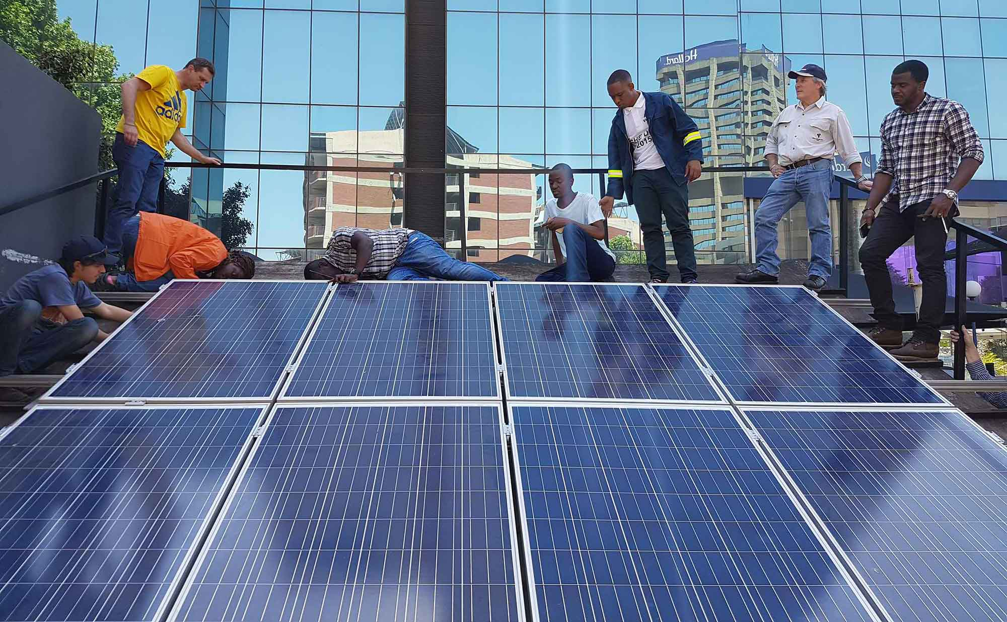 solar training Johannesburg