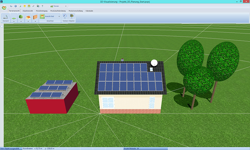 solar calculation software