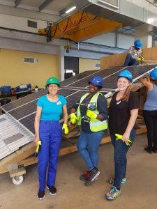 women in energy training